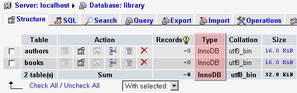 Relational Database - 1